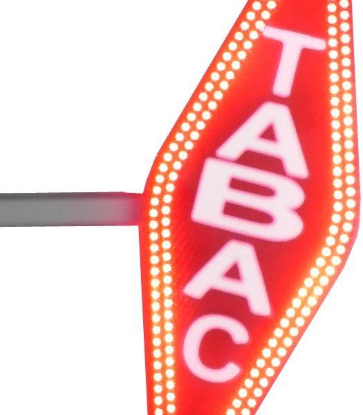 CAROTTE TABAC LED